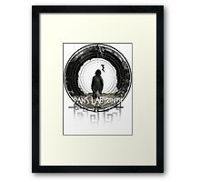 Pan's Labyrinth Arch Framed Print