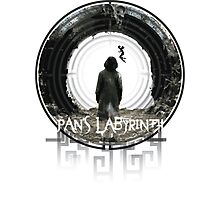 Pan's Labyrinth Arch Photographic Print