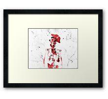 """""""Walking Dessert"""" Framed Print"""