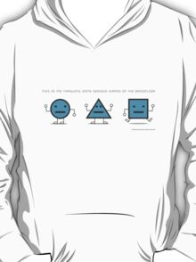 serious shapes T-Shirt