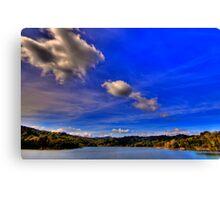 Lafayette Reservoir Canvas Print