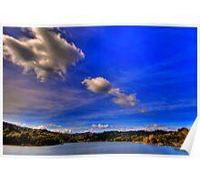 Lafayette Reservoir Poster