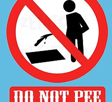 Don't Pee by givemefive