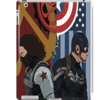 CAPTAIN AMERICA: THE WINTER SOLDIER iPad Case/Skin