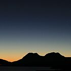 Assynt  Skyline by Alexander Mcrobbie-Munro
