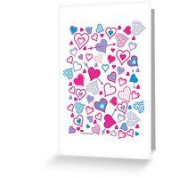 Precious Love! Greeting Card