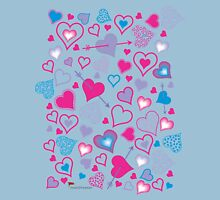 Precious Love! Womens Fitted T-Shirt