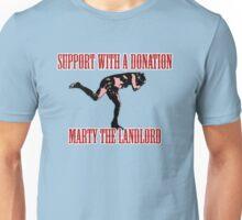 Marty the landlord Unisex T-Shirt