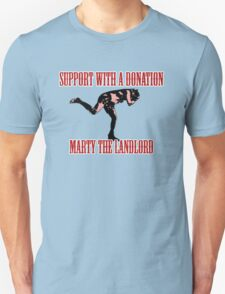 Marty the landlord T-Shirt