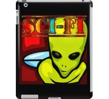 Sci Fi Alien iPad Case/Skin