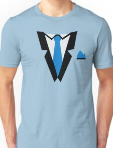 Tuxedo tie Unisex T-Shirt
