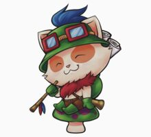 Teemo  by Vanesa Aguilar