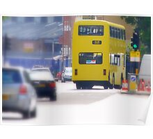 Yellow Bus Poster