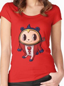 Teddie - Persona 4 Women's Fitted Scoop T-Shirt