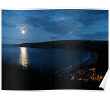 Dropped in To Runswick Bay    5 Poster