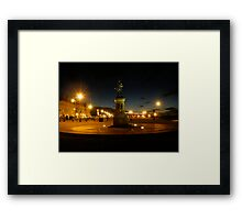 Onto Whitby's West Cliff    7 Framed Print
