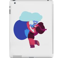This Is Garnet, Back Together iPad Case/Skin