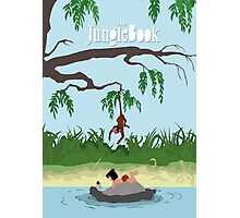 JUNGLE BOOK Photographic Print