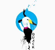 Quack Womens Fitted T-Shirt