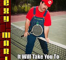 SexyMario MEME - Blow My Warp Whistle, It Will Take You To Another World 2 by SexyMario