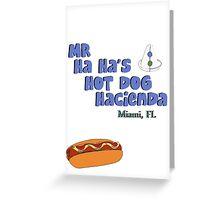 Mr Ha Ha's Greeting Card
