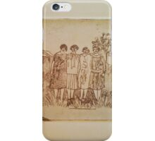 Flappers iPhone Case/Skin