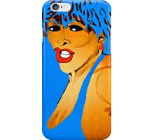 Tina Turner Simply the Best #2 iPhone Case/Skin
