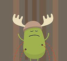Dumb Ways To Die (Dress up like a moose during hunting season) by riccardo08