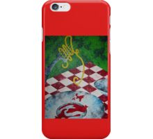 Good to the Last Twirl iPhone Case/Skin