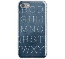 Written In The Stars iPhone Case/Skin