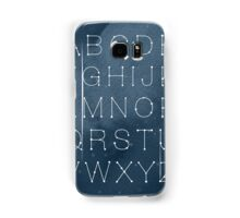 Written In The Stars Samsung Galaxy Case/Skin
