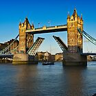 Tower Bridge, London by GrahamCSmith