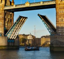 Tower Bridge, London Sticker