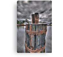 Holding Strong Canvas Print