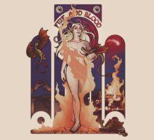 Fire and Blood by Dani Kaulakis