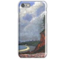 The Headland at Amroth iPhone Case/Skin