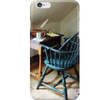 Lawyer's Desk iPhone Case/Skin