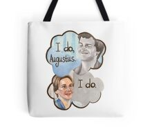 First & Last Tote Bag
