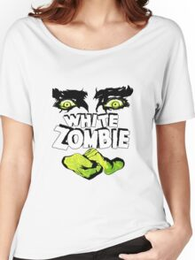 White Zombie (1930s Zombie Film) Women's Relaxed Fit T-Shirt