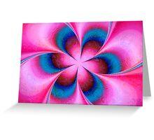 Blush Pink Greeting Card