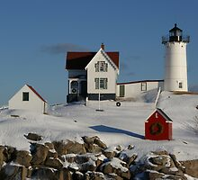 Nubble Lighthouse by RCRimagery