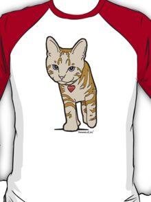 never trust a kat with a limp  (butch) T-Shirt