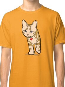 never trust a kat with a limp  (butch) Classic T-Shirt