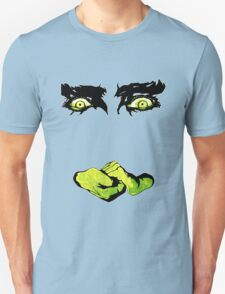 White Zombie (1930s Zombie Film - eyes and hands only) T-Shirt