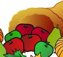 Happy Thanksgiving Sticker