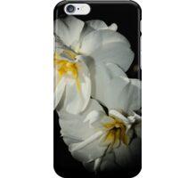 Narcissus Cheerfulness Macro iPhone Case/Skin