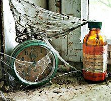 Lost in time by Jean-Claude Dahn