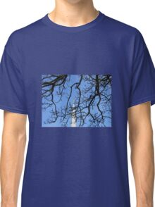 Temple Through The Trees Classic T-Shirt