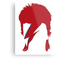 Ziggy Metal Print