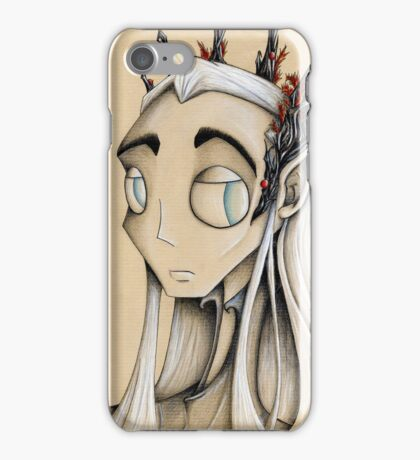 King of Mirkwood iPhone Case/Skin